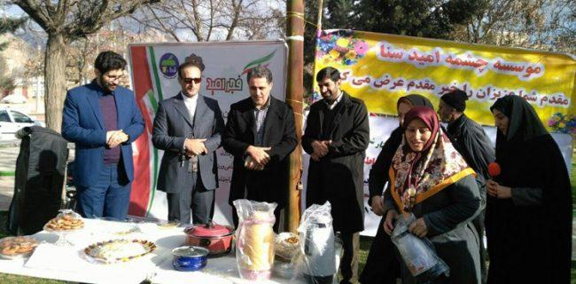 برگزاری جشنهای دهه فجر در محلات کرمانشاه