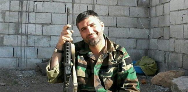 دومین سالگرد شهادت شهید مدافع «فریدون احمدی» در کرمانشاه برگزار میشود