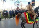 همایش «ورزش، مردم و انقلاب» در کرمانشاه برگزار شد