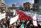 مسیرهای راهپیمایی یومالله ۲۲ بهمن در کرمانشاه اعلام شد