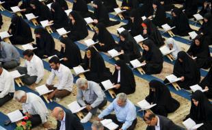 نامنویسی بیش از ۲۰ هزار کرمانشاهی در مسابقات سراسری قرآن کریم