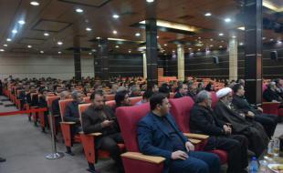 ششمین کنگره شعر آئینی در کرمانشاه برگزار شد