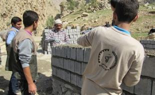 اعزام ۱۸ گروه جهادی به مناطق محروم کرمانشاه در ایام نوروز