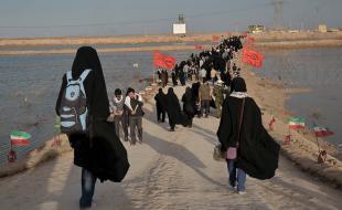 اعزام بیش از ۱۵۰۰ دانشجوی کرمانشاهی به مناطق عملیاتی جنوب