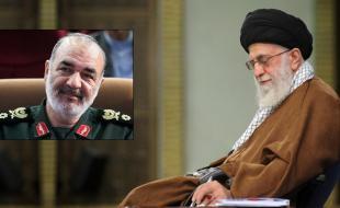 سردار سرلشکر پاسدار حسین سلامی به فرماندهی کل سپاه منصوب شد