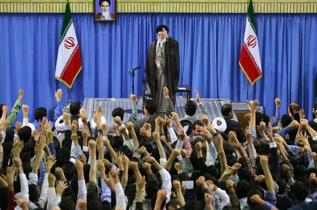 دیدار فعالان قرآنی کرمانشاه با رهبر معظم انقلاب اسلامی