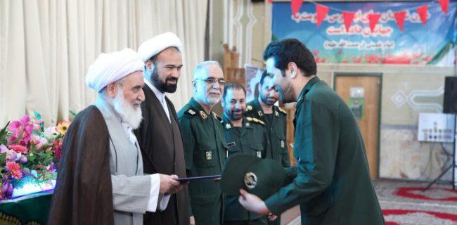 سپاه امنیت و آینده ایران اسلامی را تضمین کرده است