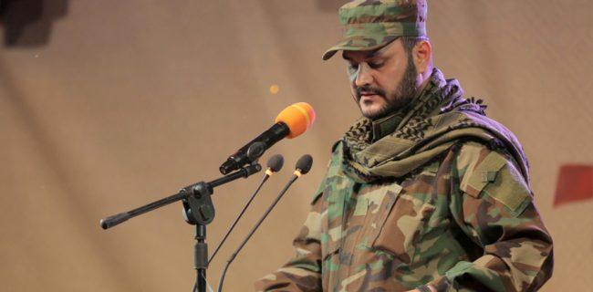 امام خمینى مسئولیت بزرگی را بر دوش ملت عراق گذاشته است/ بترسید از اهتزاز پرچمهای «یازهرا»