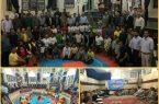 برگزاری مراسم شیفتگان قرآن ناطق (ع)در زورخانه فردوسی کرمانشاه