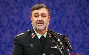 نیروی انتظامی در حمایت از آمران به معروف حافظ ارزشها خواهد بود