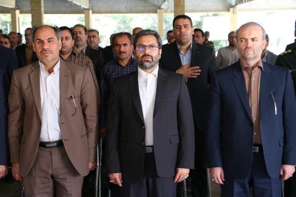 """حضور در مزار شهدا و افتتاح نمایشگاه """"صهبای عدالت"""""""