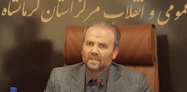 نشست خبری دادستان عمومی و انقلاب کرمانشاه با اصحاب رسانه به مناسبت هفته قوه قضائیه