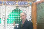 تشییع پیکر شانزدهمین شهید مدافع حرم در کرمانشاه