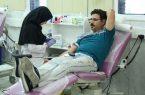 کاهش اهدای خون در استان کرمانشاه بیش از میانگین کشوری است