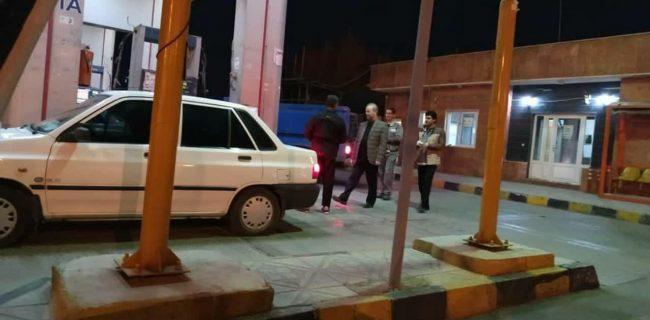دستور پلمپ دو جایگاه عرضه سوخت در کرمانشاه به دلیل عدم رعایت بهداشت