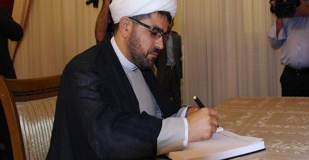 حاج الهام علی اف را آزاد کنید