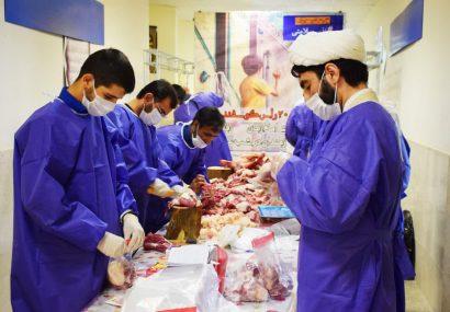 جوشش مومنانه خیرین کرمانشاهی در آستانه عید فطر + گزارش تصویری
