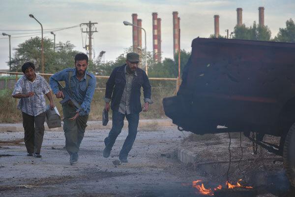 فیلم فاخر آبادان یازده ۶۰ در کرمانشاه اکران می شود