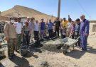 اردوی جهادی یک روزه اعضای ستاد جبهه فرهنگی انقلاب اسلامی کرمانشاه