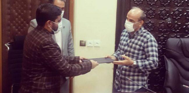 دکتر طلوعی، شهدار کرمانشاه، از حاج سلمان یاوری تقدیر کرد