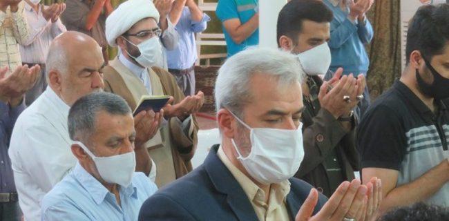 نماز عید فطر در کرمانشاه با رعایت پروتکلهای بهداشتی به امامت آیتالله علما اقامه میشود