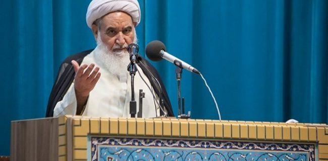امام جمعه کرمانشاه: آمریکا حامی اصلی جنایتکاران است