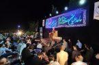یادواره ی شهادی گمنام در پارک کوهستان کرمانشاه با حضور مداحان و سخنرانان کشوری برگزار گردید